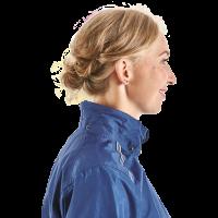 Ženska lahka nepremočljiva prehodna jakna AYLEEN