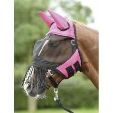 Maska proti mrčesu FLY COVER FRANSEN roza