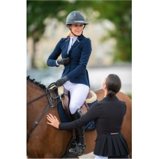 Tekmovalni suknjič ROSE GOLD PURITY - Softshell, Technical Equestrian Show Apparel