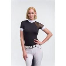 Ženska tekmovalna majica MODERN DAME kratek rokav
