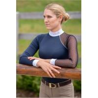 Ženska tekmovalna majica MODERN DAME dolg rokav