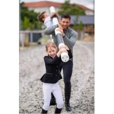 Otroški tekmovalni suknjič CRYSTAL PURITY KIDS - Softshell, Technical Equestrian Show Apparel