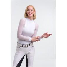Ženska tekmovalna majica CONTESSA dolg rokav