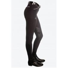 Ženske jahalne hlače ROYAL RIDE - kolenski silikoni