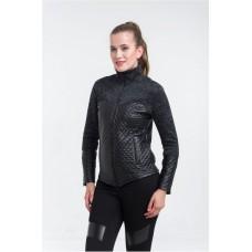 Jahalni jakna CAPITAL, tehnična tkanina z nepremočljivimi inserti