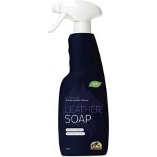 Čistilo v spreju za usnje CAVALOR LEATHER SOAP, 500ml