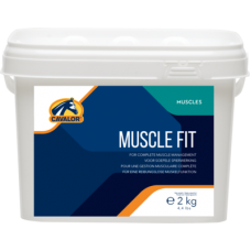 Cavalor MUSCLE FIT, za podporo mišicam med tekmovanji in napori z MSM