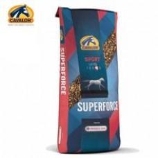 CAVALOR SUPERFORCE, hrana za tekmovalne konje, 20 kg, Level4