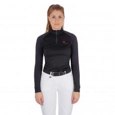 Tehnična majica z dolgimi rokavi EQUESTRO