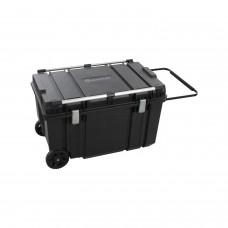 EQUESTRO velika škatla za pripomočke in sedlo na kolesih, 240l