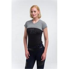 Ženska majica s kratkimi rokavi SPORTY CHIC