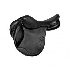 Skakalno sedlo EQUESTRO Double Leather