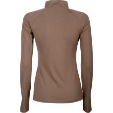 Tehnična majica/puli z dolgimi rokavi MELANGE