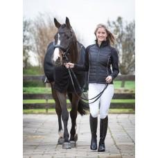 Ženska prehodna jakna Equestrian Society EQS CHAMPAGNE