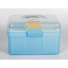 Škatla za krtače z vključenimi krtačami GROOMING COMPLETE, za otroke in odrasle