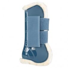 HORZE ščitniki za prednje noge GRAZ - modri