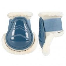 HORZE ščitniki za zadnje noge GRAZ - modri