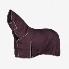 Nepremočljiva dežna odeja HORZE GLASGOW z vratom.150 gr polnila