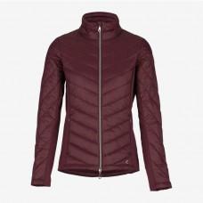HORZE ženska jakna ISLA, bordo rdeča