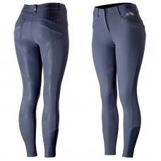 B Vertigo OLIVIA ženske hlače s silikonom full seat, s Swarovski kristalčki