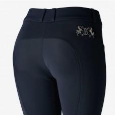 B Vertigo MEGHAN ženske hlače s kolenskim silikonom