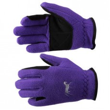 HORZE otroške zimske jahalne rokavice FLEECE