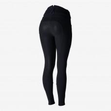 HORZE Limited Edition ženske jahalne hlače EVA -modre
