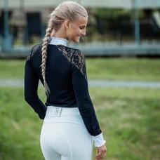 Horze AUBREY ženske jahalne hlače Full Seat
