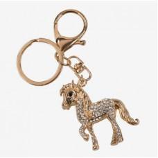 Horze obesek za ključe HORSE metal