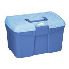 Škatla za krtače SIENA modra/svetlo modra