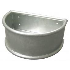 Krmilnik vroče galvaniziran okrogli