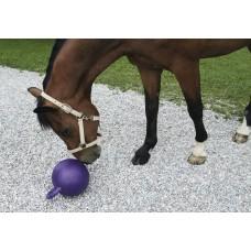 Žoga za konja PLAY BALL, z okusi
