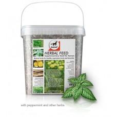 Leovet® Herbal Feed, izbor posušenih zelišč za lažje dihanje in zdrave bronhije