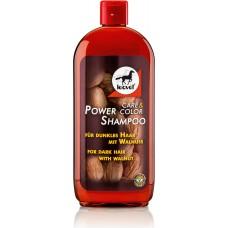 Leovet® UV šampon proti prhljaju z orehom - za temne konje