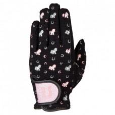 Otroške jahalne rokavice LUCKY PONY