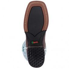 Ženski western škornji Laredo TURQUESE
