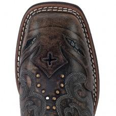 Ženski western škornji Laredo DOTS