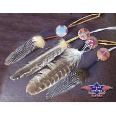 Dekorativno pravo perje