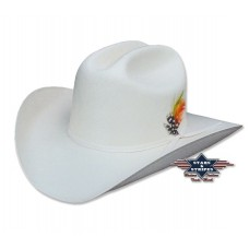 Western klobuk ARIZONA - slamnik