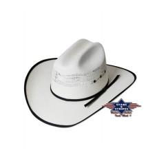 Western klobuk ASHTON JUNIOR - slamnik