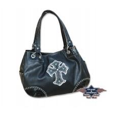 Usnjena western ženska torbica BAG 02