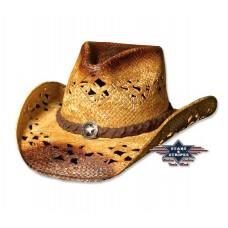 Western klobuk COYOTE - slamnik