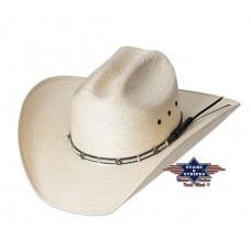 Western klobuk CURTIS - slamnik