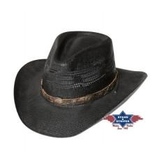 Western klobuk FRESNO - slamnik