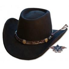 Western klobuk GAMBLER