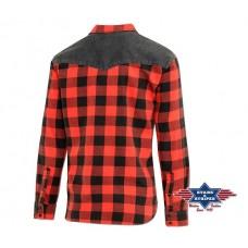Western srajca LUMBERJACK