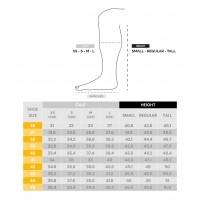 Jahalni škornji EQUESTRO EVOKE, normalna višina