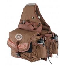 Najlonska zadnja sedelna torba POOL'S DELUXE