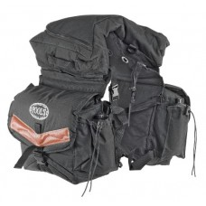 Najlonska zadnja sedelna torba LAKOTA PADDED