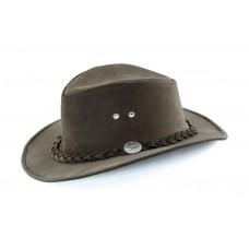 Avstralski klobuk LEATHER BRAID